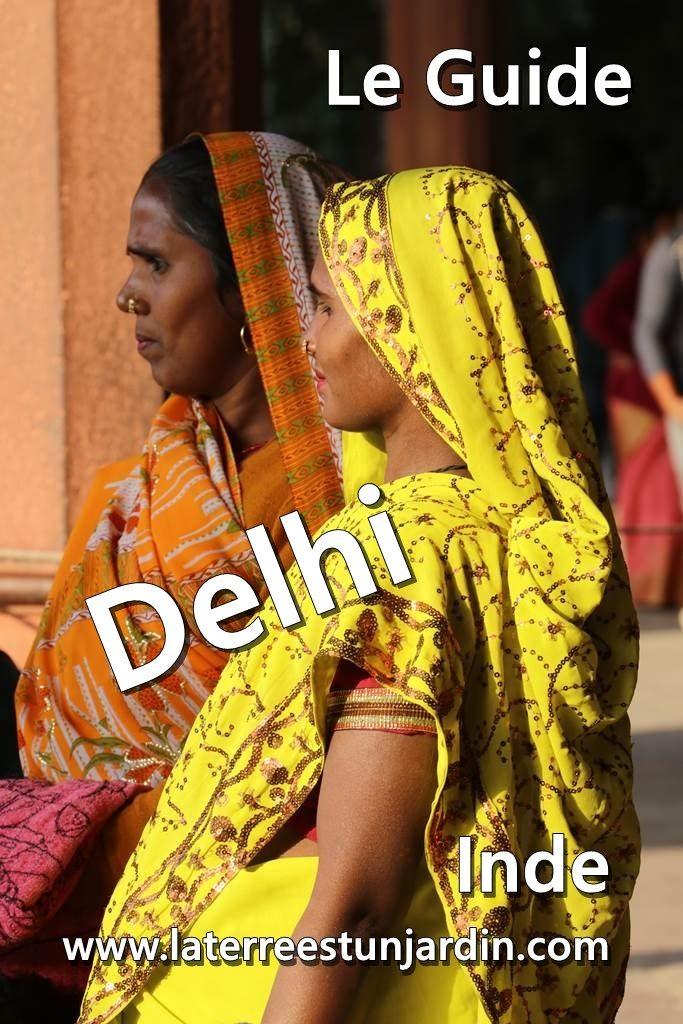 Delhi Le Guide