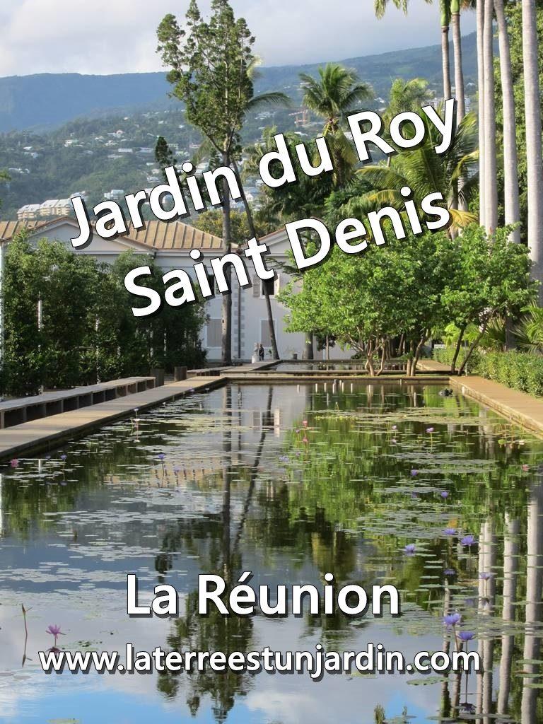 Jardin du Roy Saint Denis