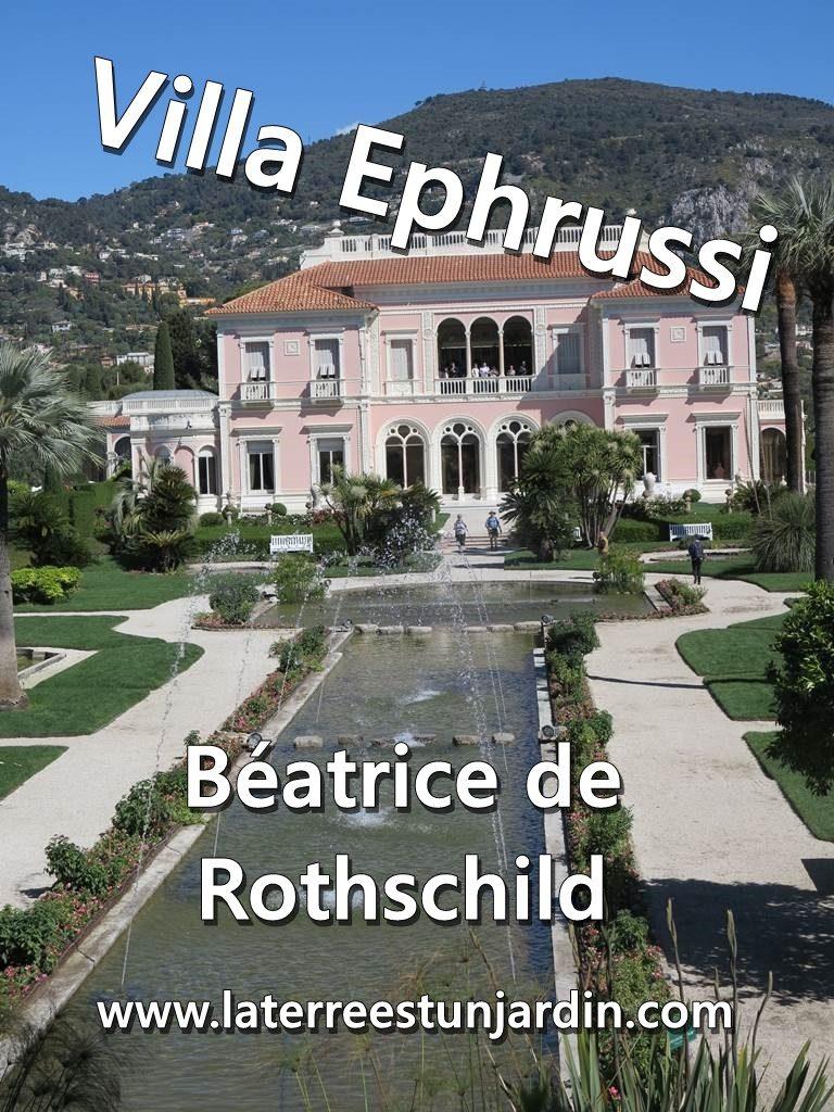Jardins Villa Ephrussi de Rothschild