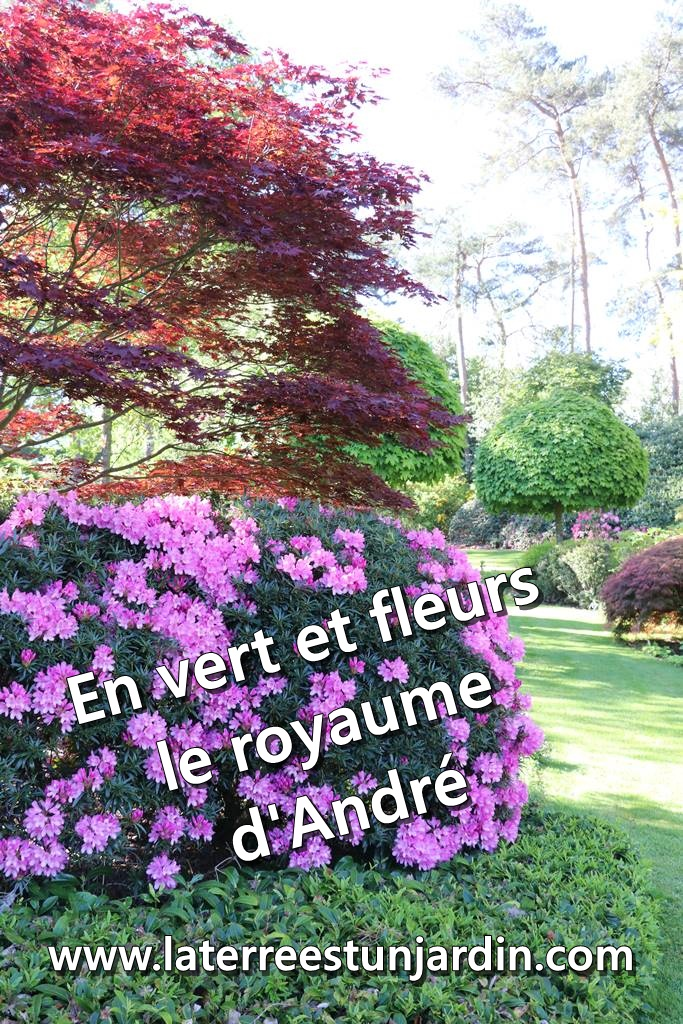 Jardin du Vieux Manant au printemps