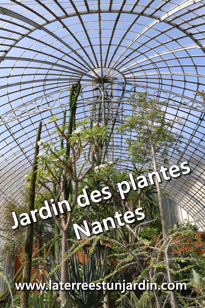 Jardin botanique de Nantes