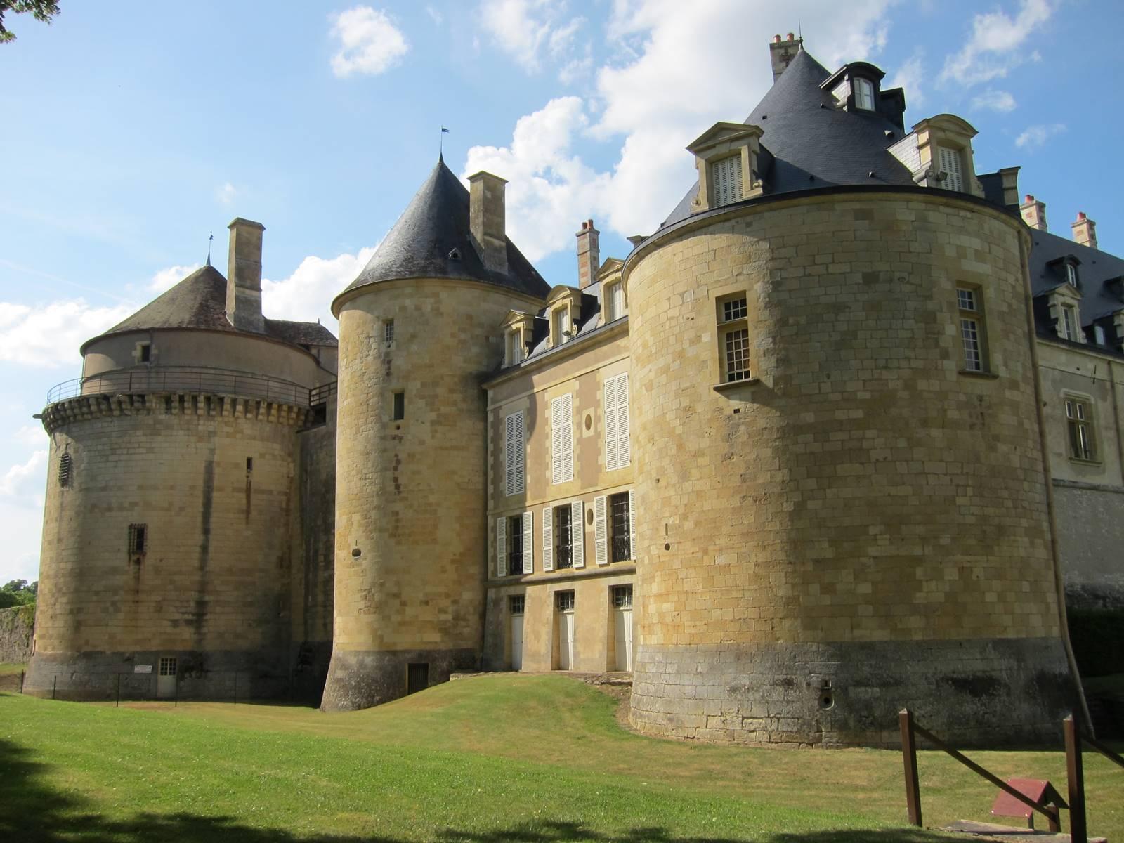 Château Apremont-sur-Allier
