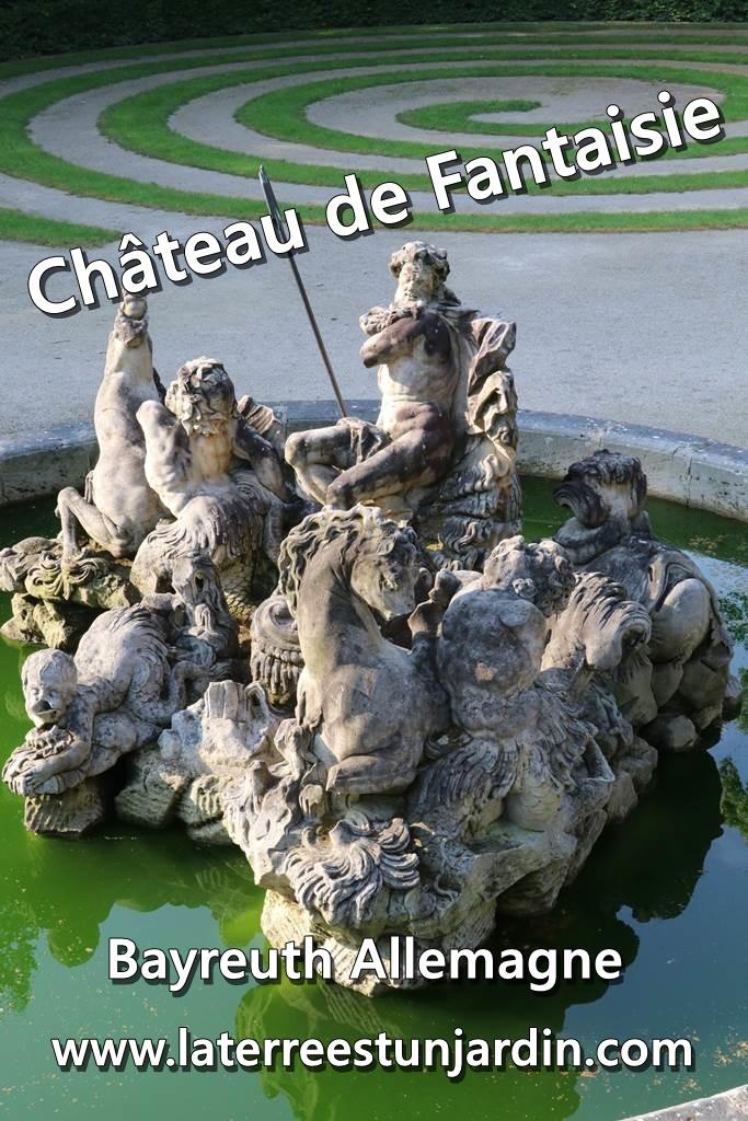 Bayreuth Château Fantaisie