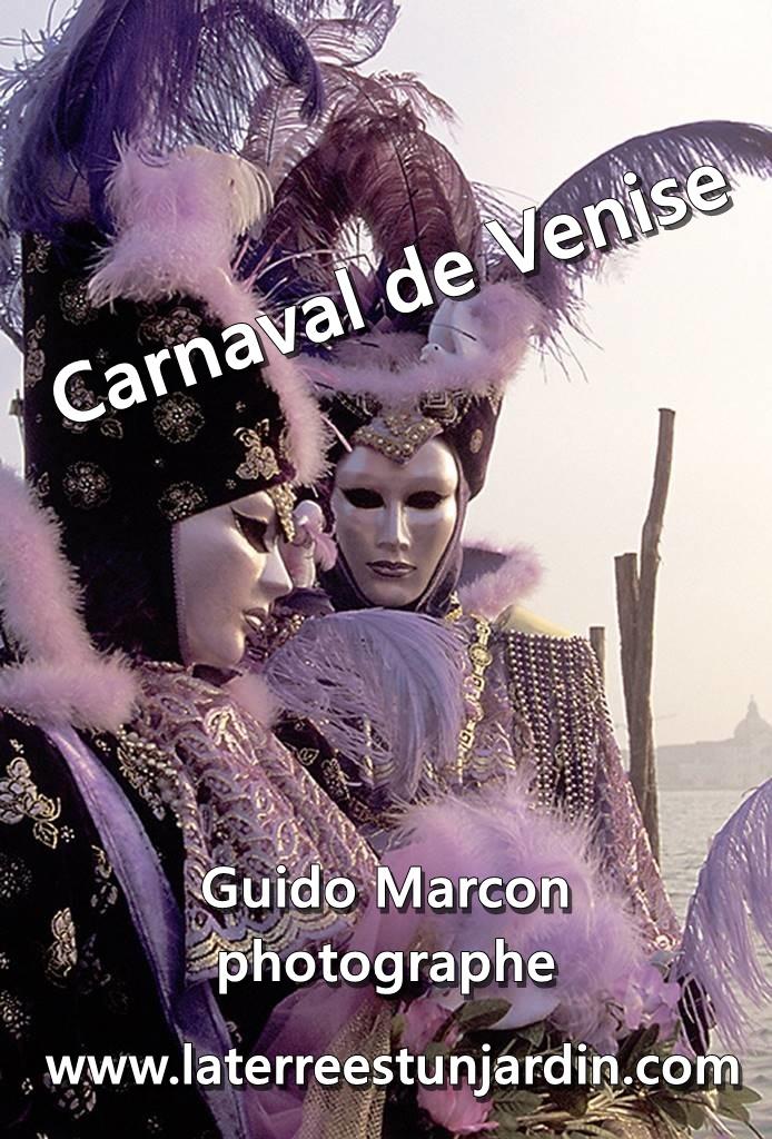 Carnaval de Venise par Guido Marcon