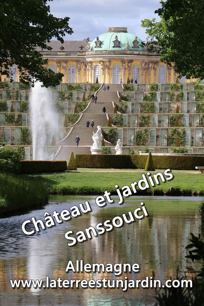 Château de Sanssouci