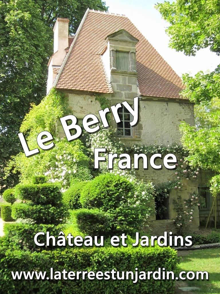 Berry châteaux et jardins