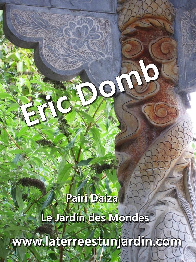 Eric Domb Pairi Daiza