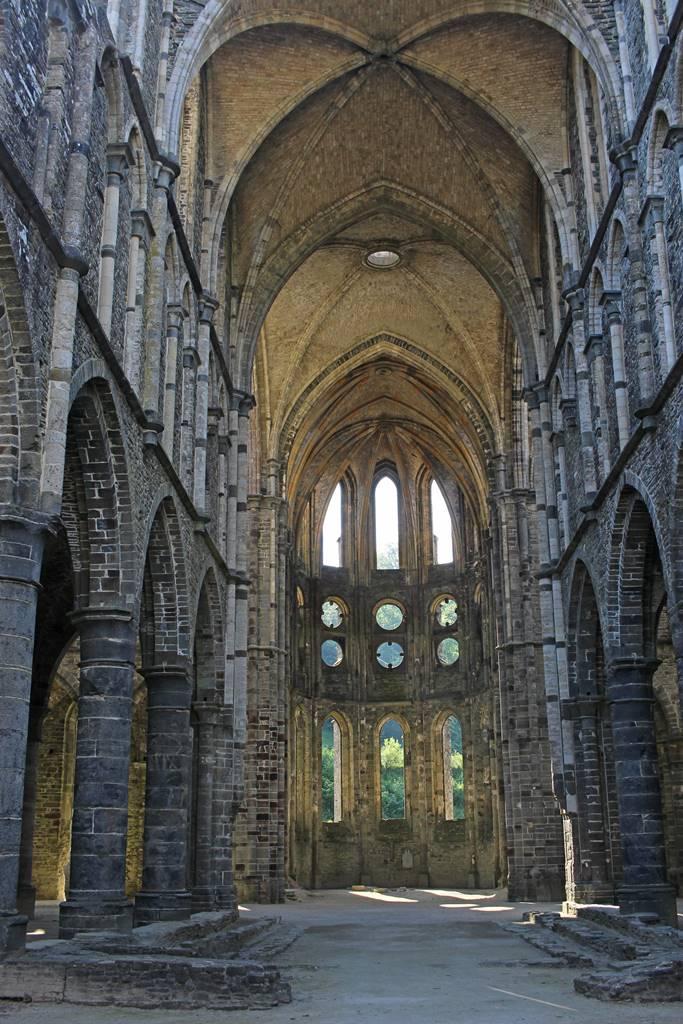Eglise de l'Abbaye de Villers-la-Ville