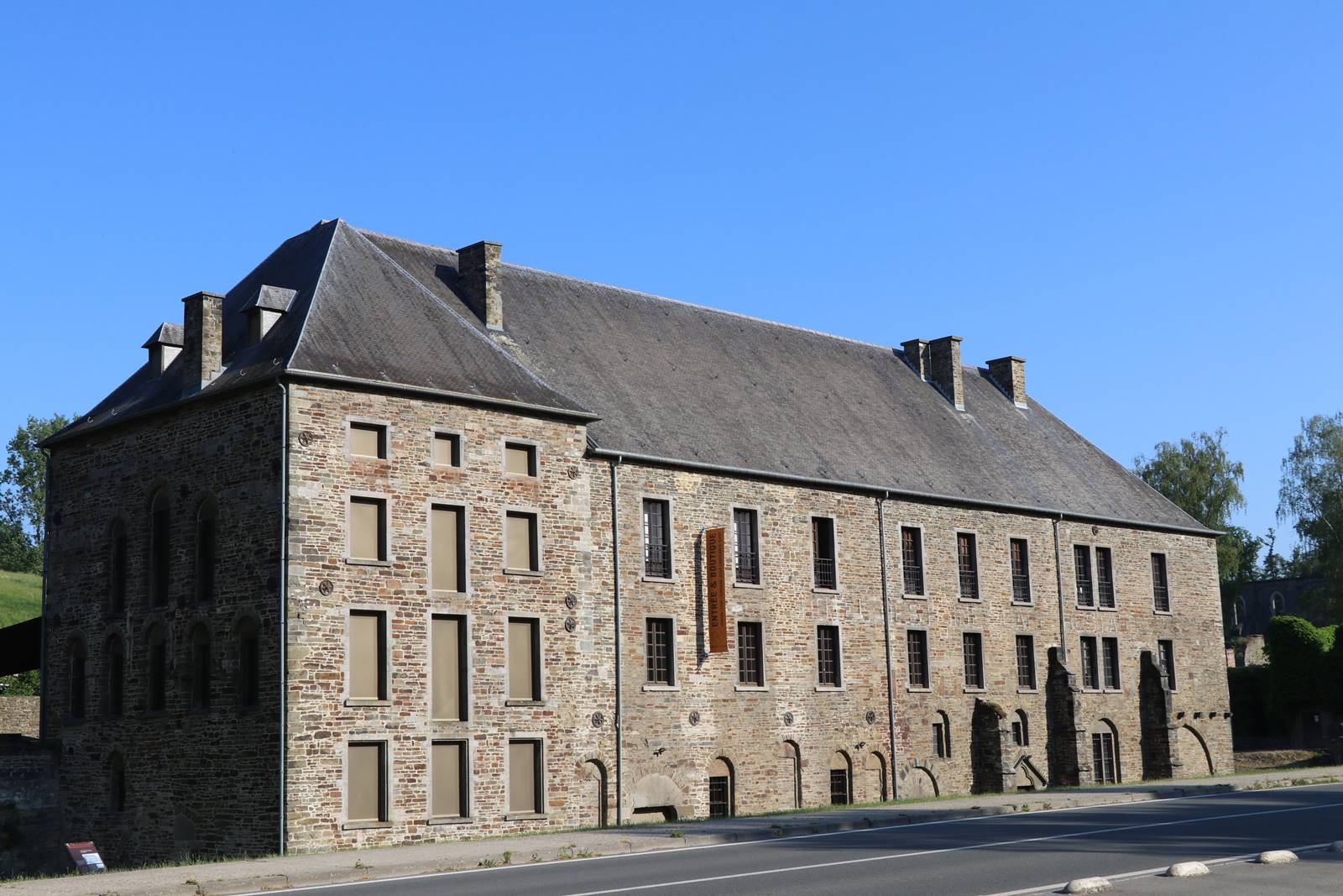 Moulin Abbaye Villers-la-Ville