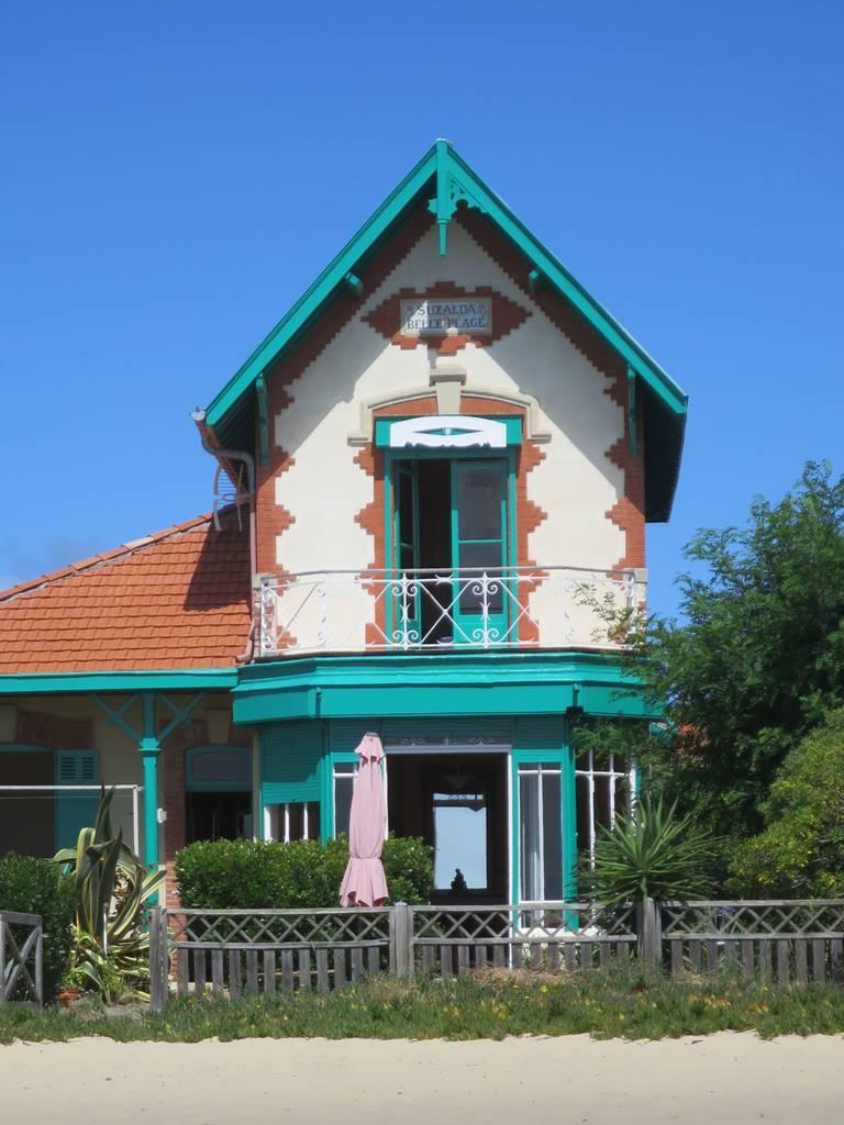 Arcachon villa landaises