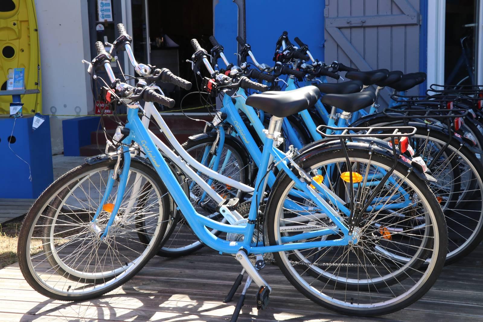 Arcachon vélo