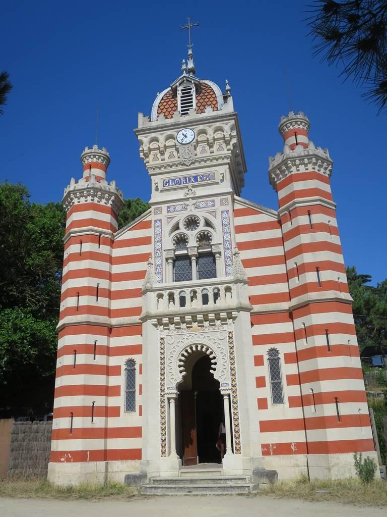Chapelle Algérienne Herbe Arcachon