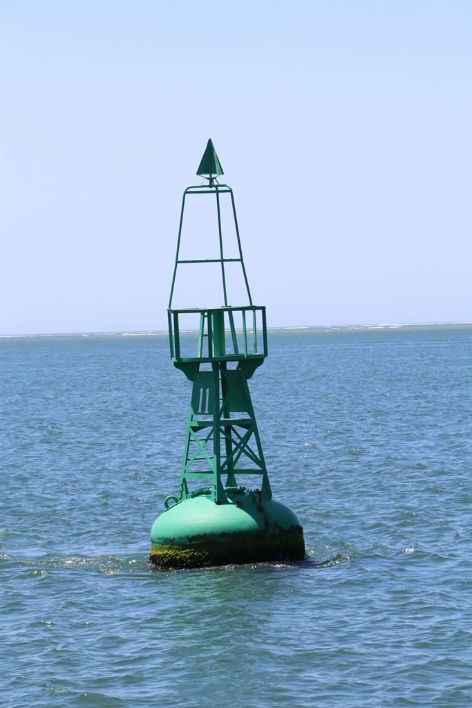 Bassin d'Arcachon marées