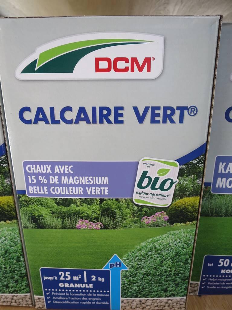 Calcaire vert