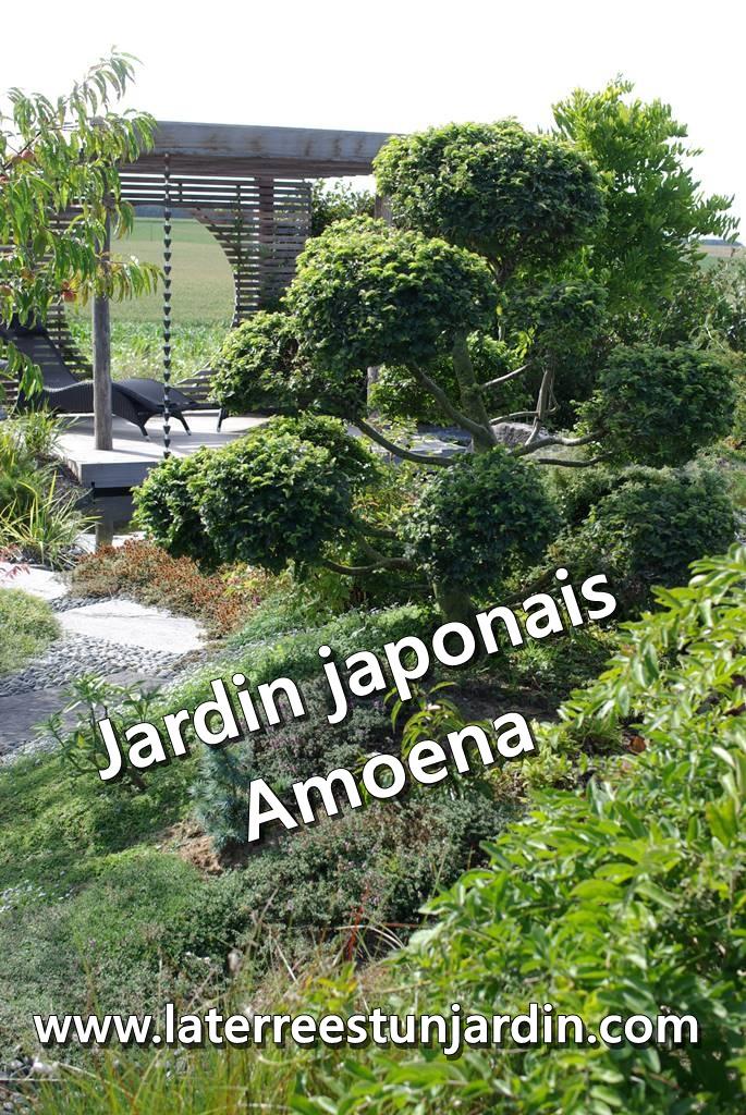 Jardin zen Amoena