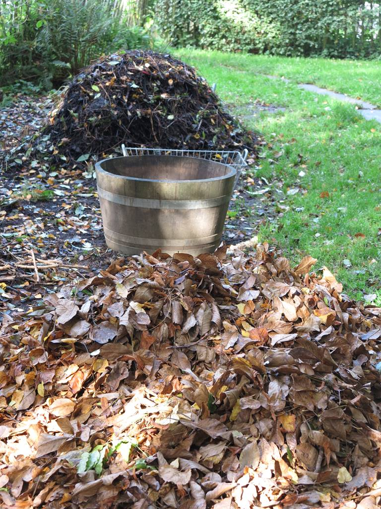 Mulch compostage