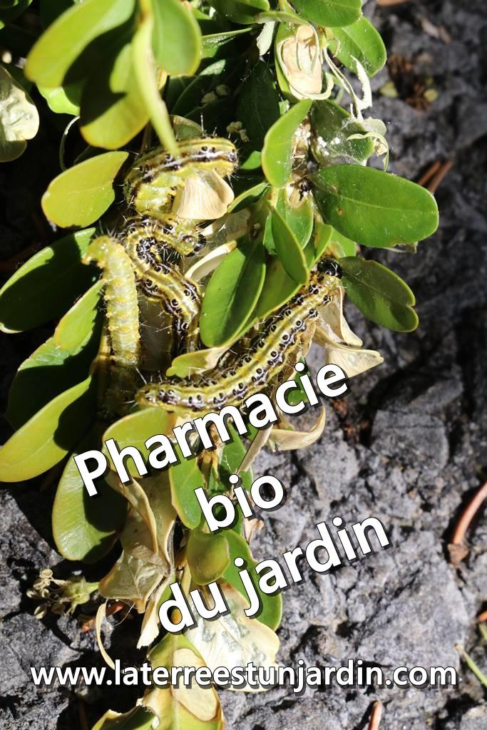 Pharmacie bio du jardin