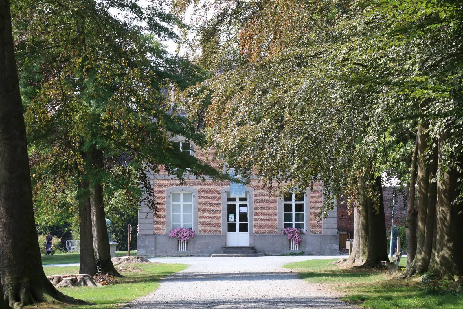 Pavillon des Princesses Parc d'Enghien
