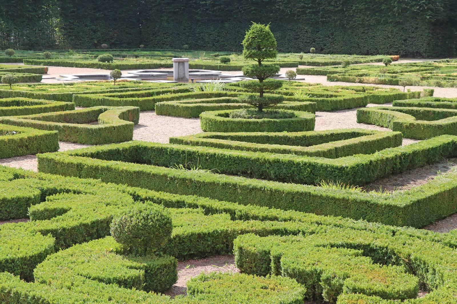 Jardin des Fleurs Parc d'Enghien