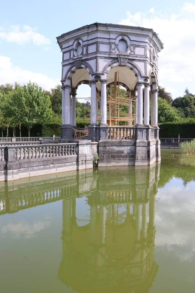 Pavillon des Sept Etoiles Parc d'Enghien