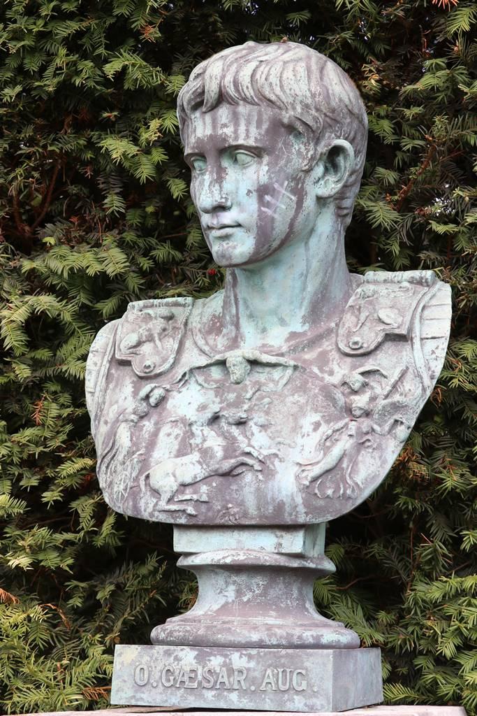 Jules César Parc d'Enghien