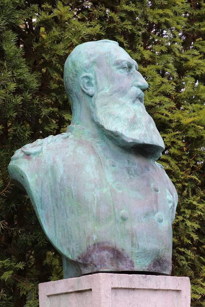 Léopold II Parc d'Enghien