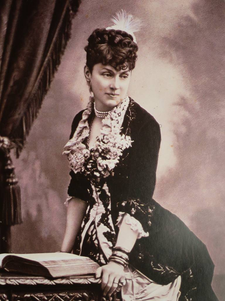 Marie Marquise de Visconti