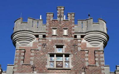 Château de Gaasbeek, aux portes de Bruxelles
