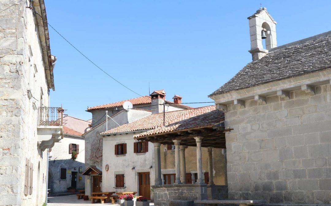 Gracisce, au coeur de l'Istrie