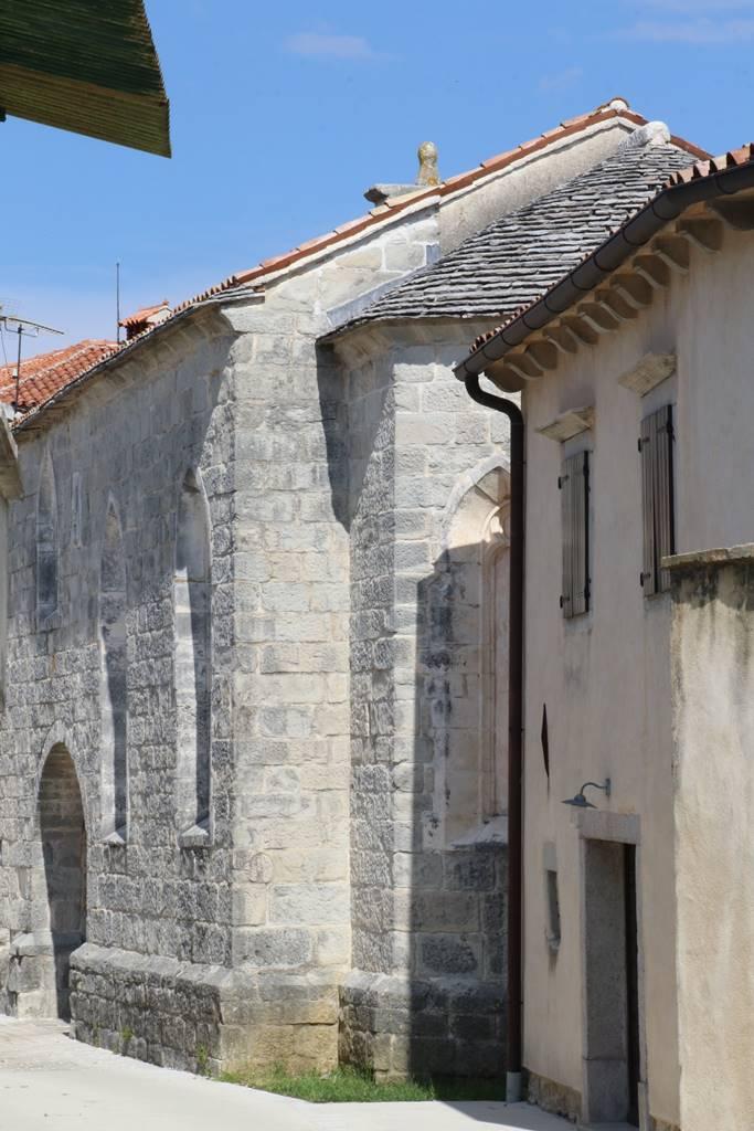 Gracisce Istrie Croatie
