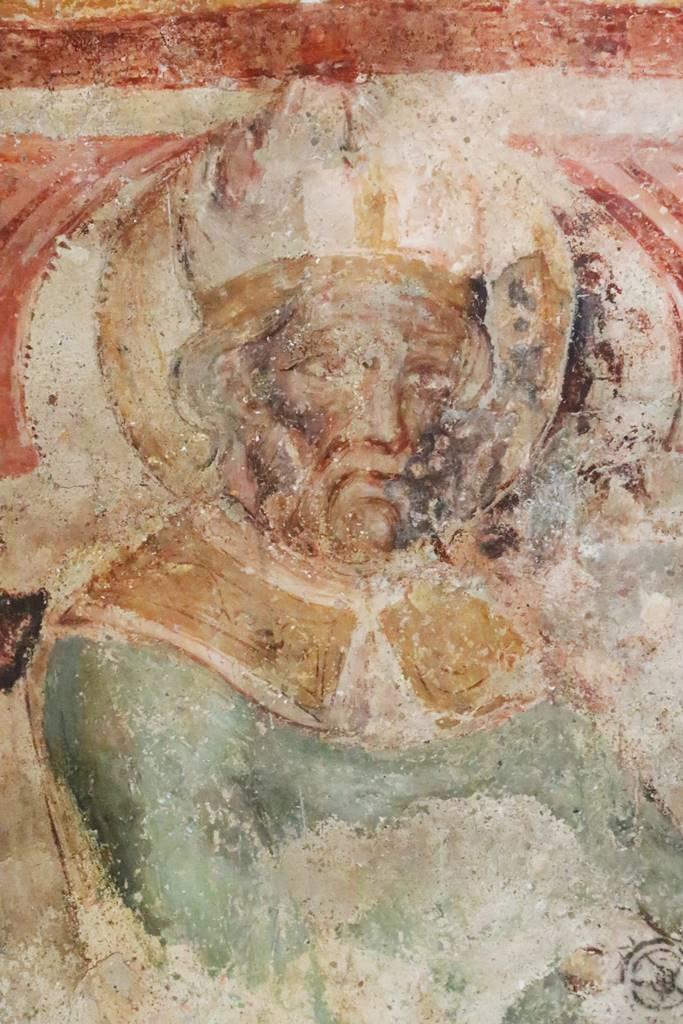 Gracisce fresque de Sveta Marija na placu