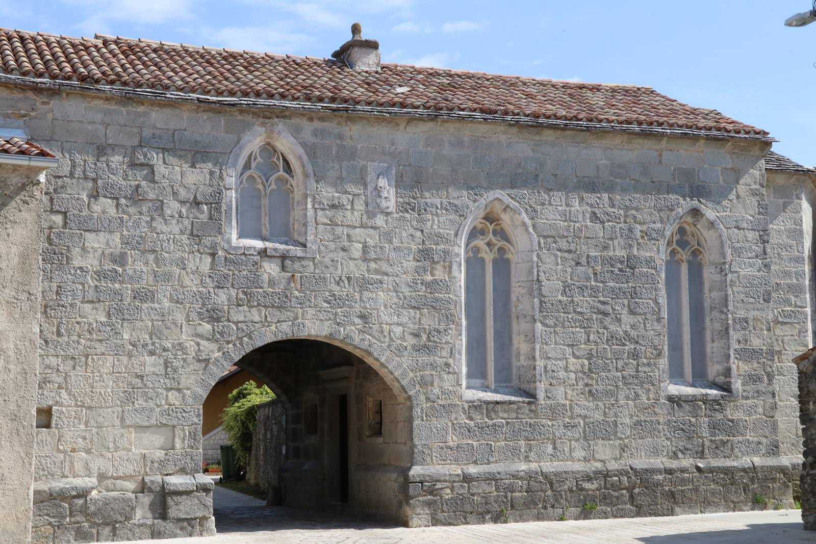Gracisce chapelle St Antoine