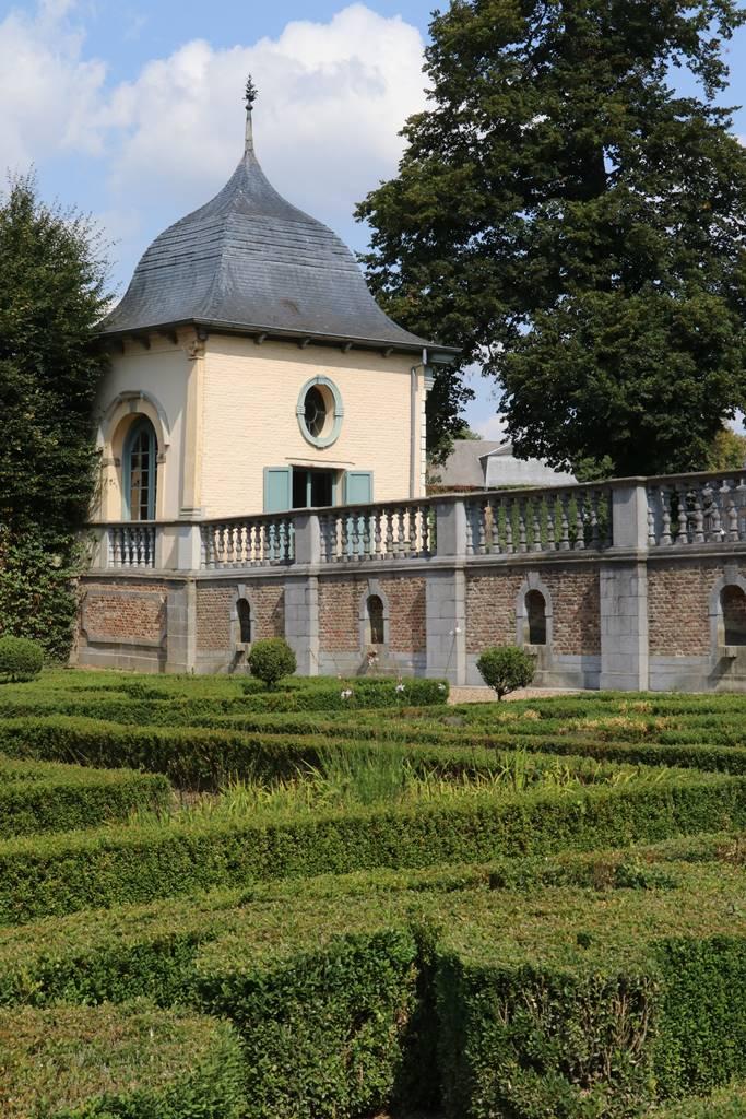 Pavillon des Toiles Parc d'Enghien