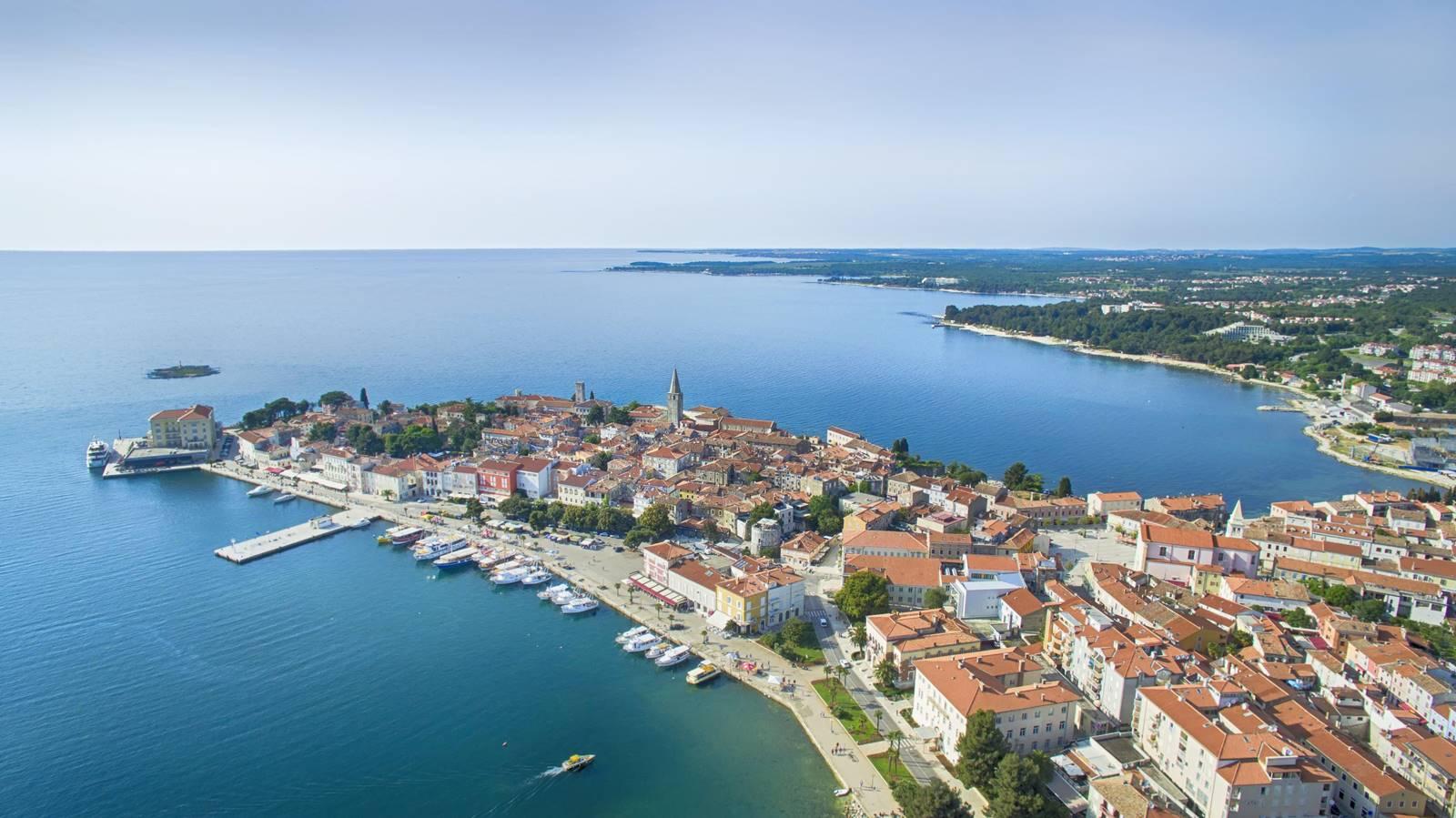 Porec Istrie Croatie