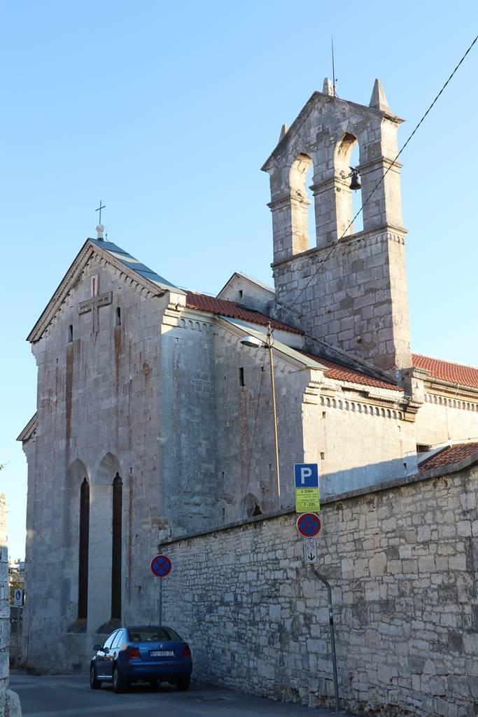Monastère franciscain Pula