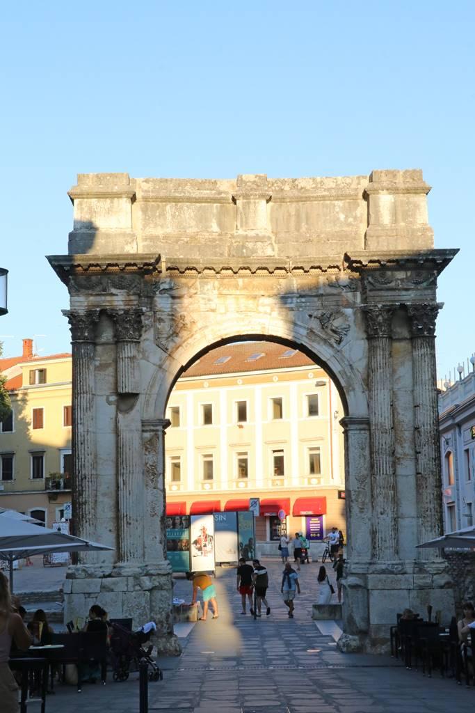 Pula Istrie Croatie