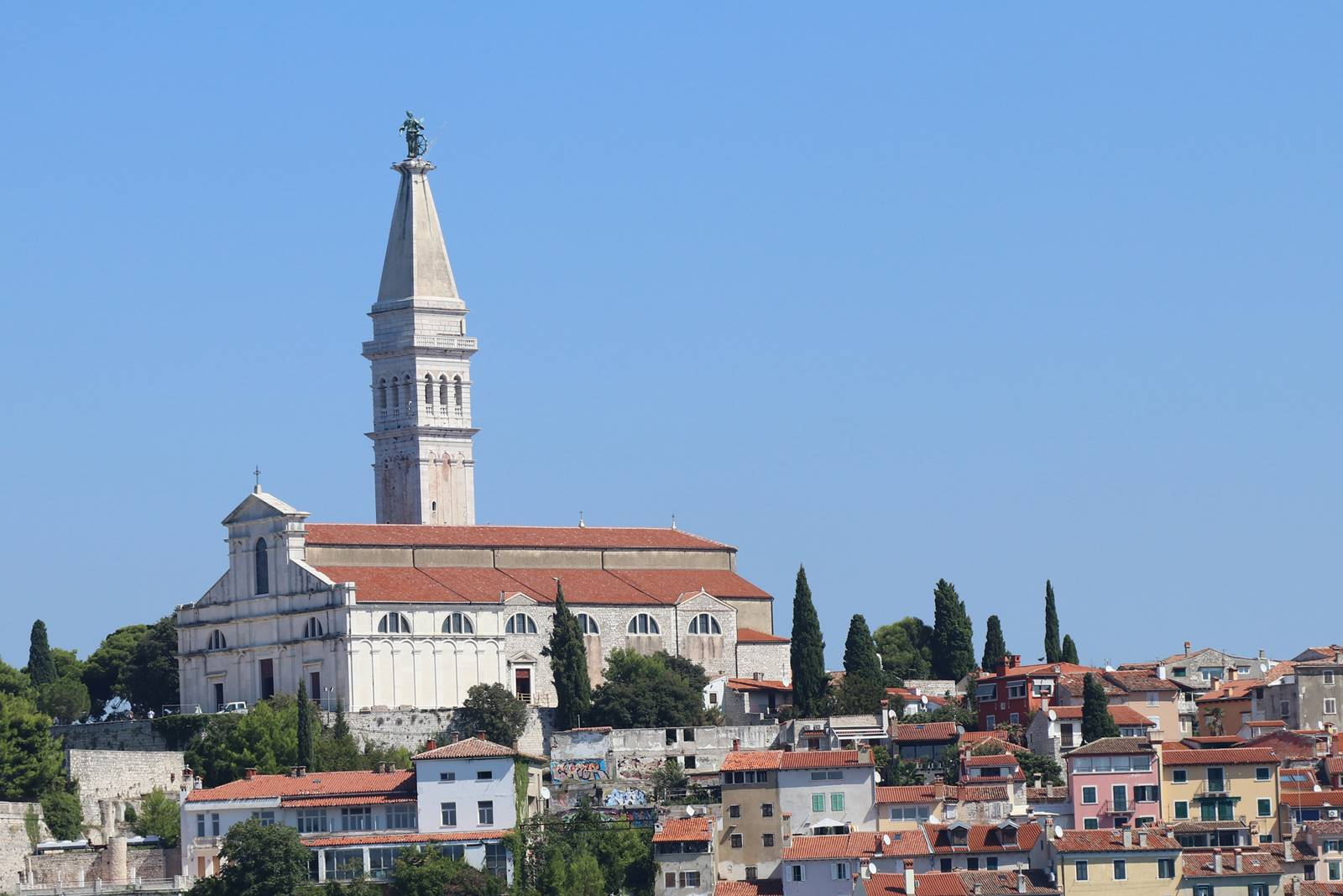 Rovinj Istrie Croatie