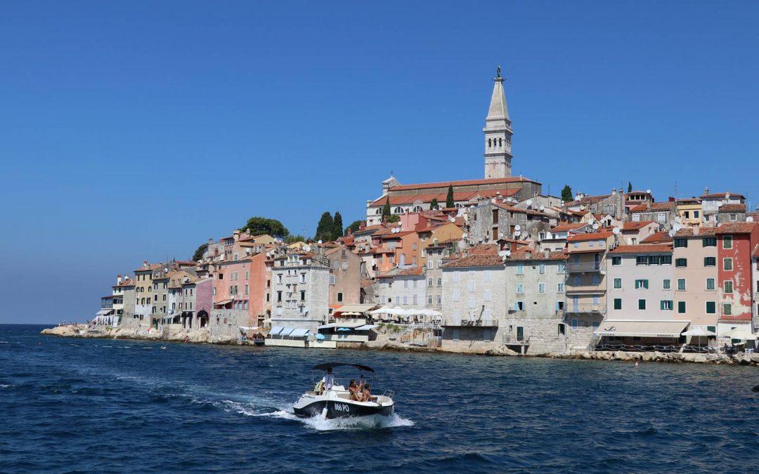 Rovinj, le charme irrésistible de l'Istrie