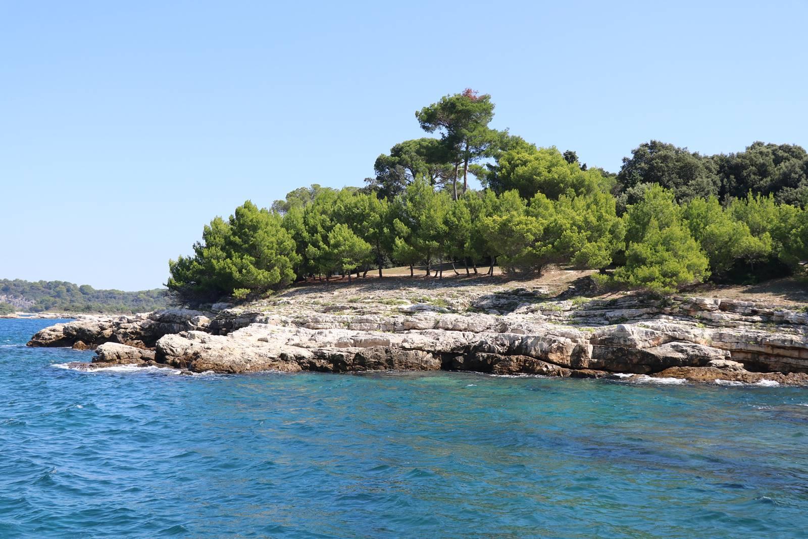 Rovinj îles