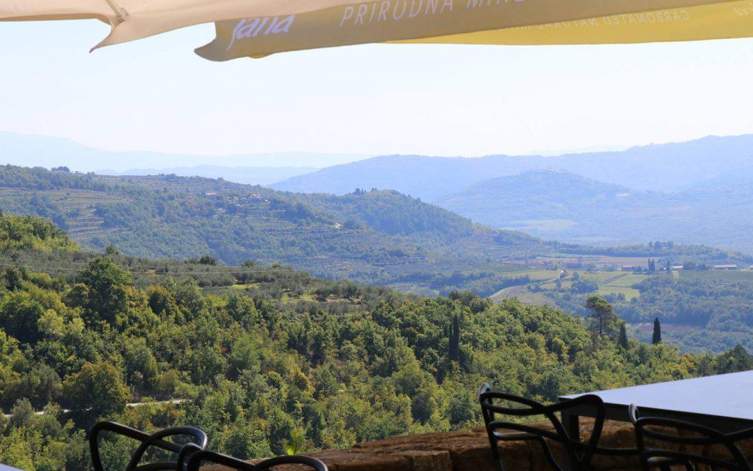 Croatie, les villages perchés de l'Istrie