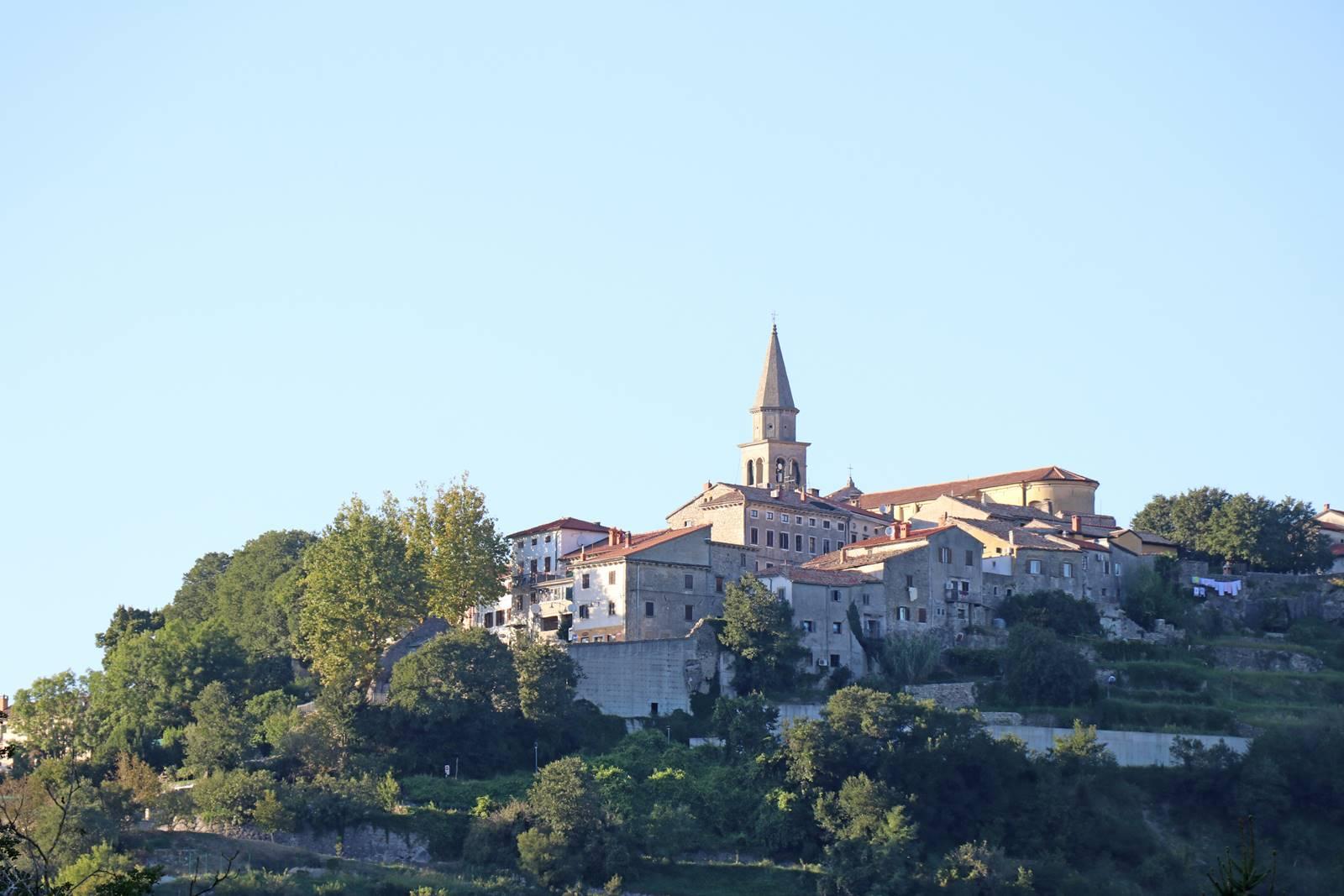 Buzet Istrie Croatie