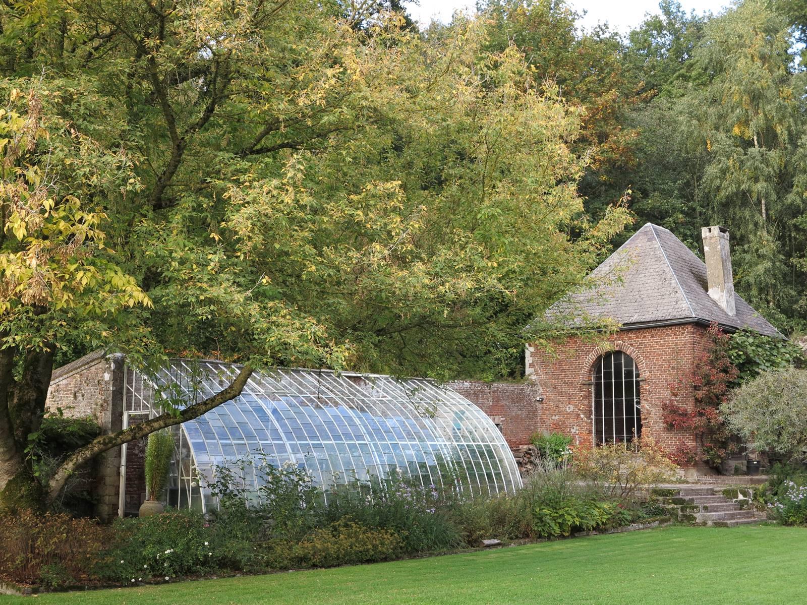 Jardin Abbaye d'Aywiers (25)
