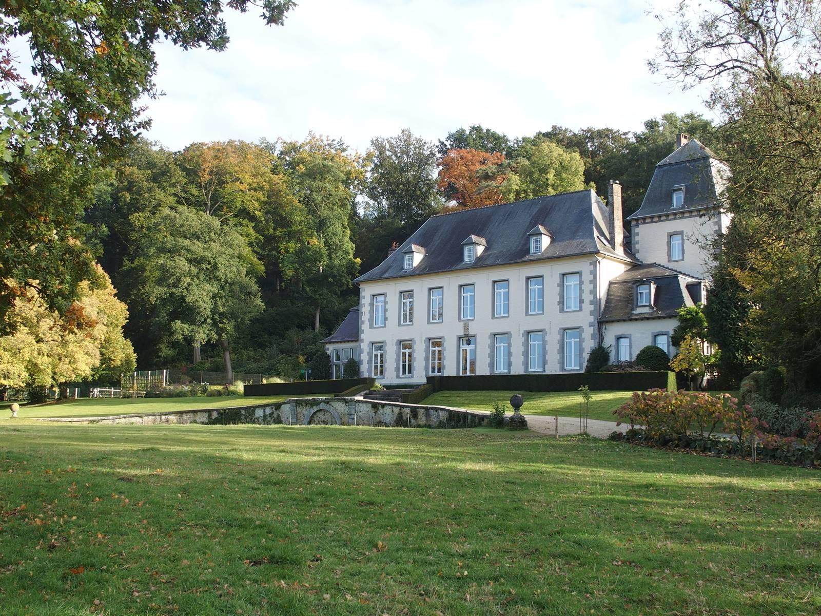 Château Abbaye d'Aywiers