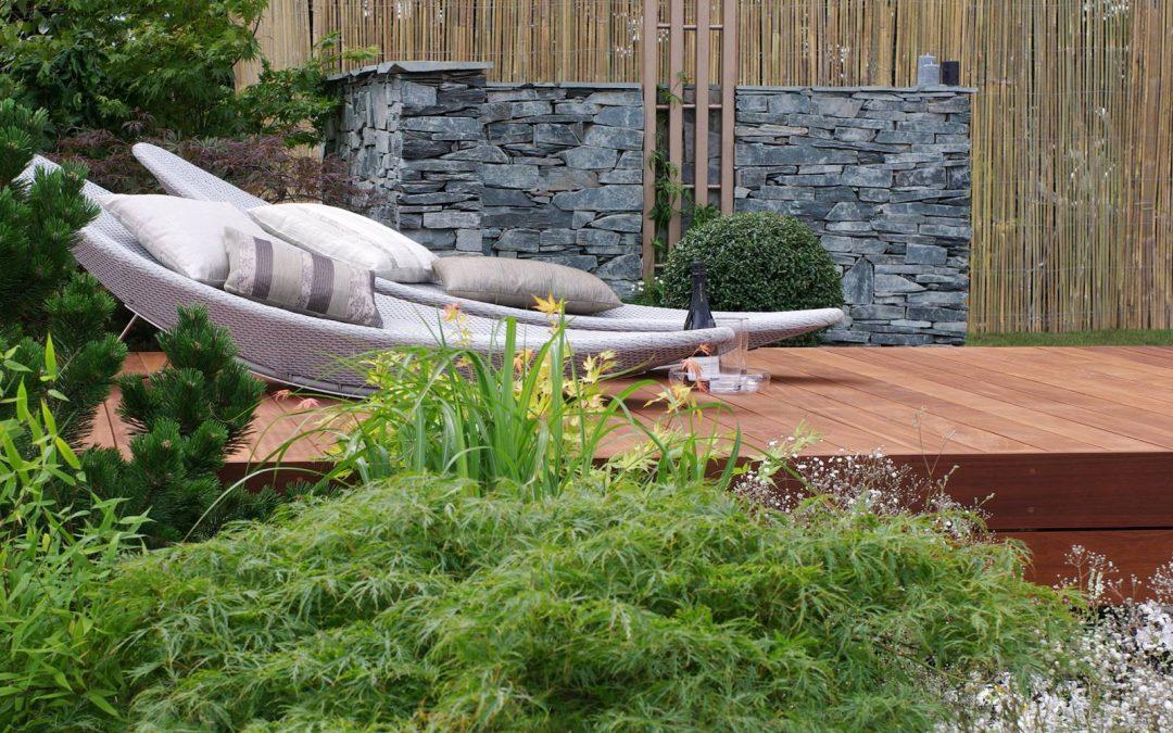 Une terrasse en bois, pourquoi pas?
