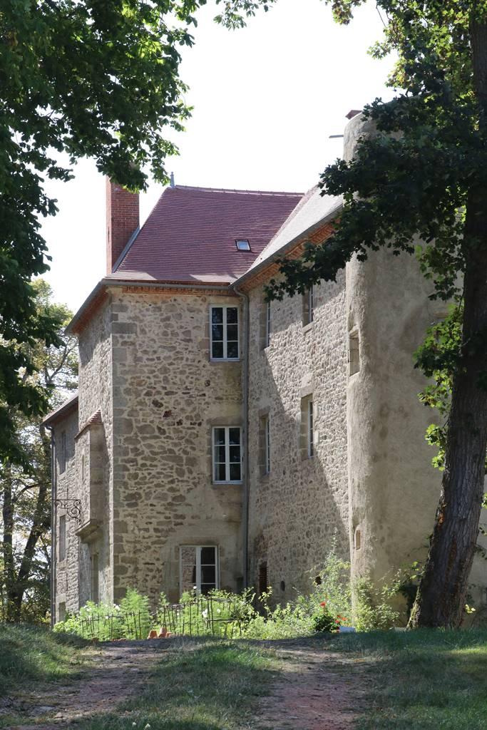 Chateau de Beauvoir Echassières (2)