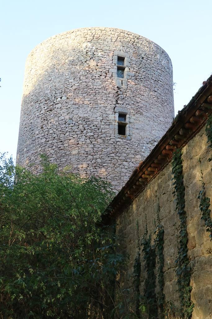 Chateau de Beauvoir Echassières (39)