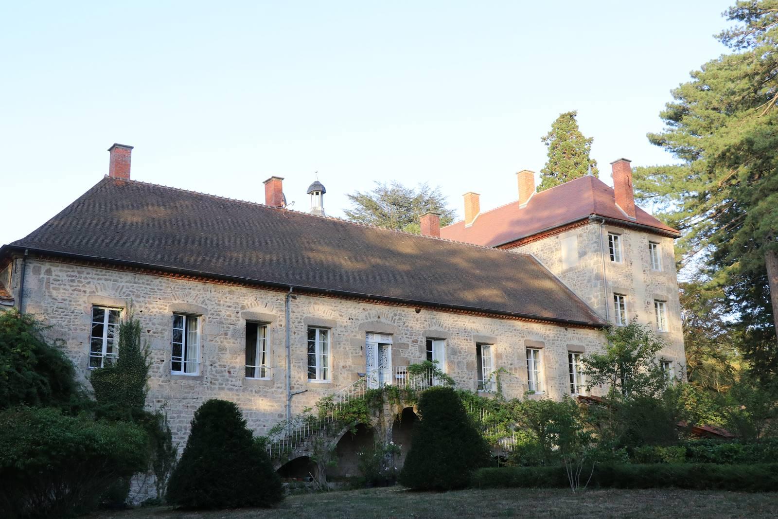 Chateau de Beauvoir Echassières (40)