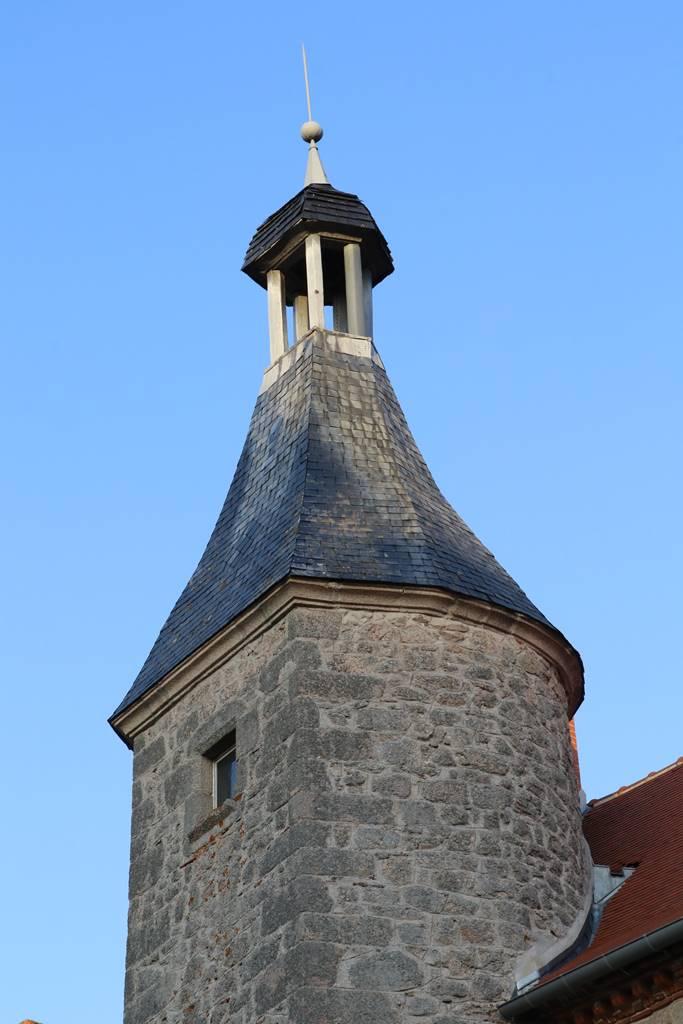 Chateau de Beauvoir Echassières (43)