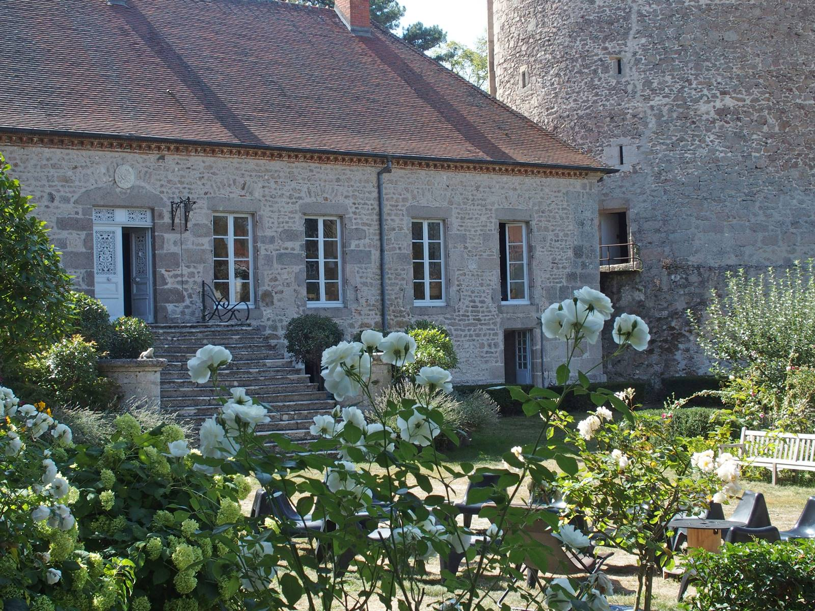 Château de Beauvoir Allier