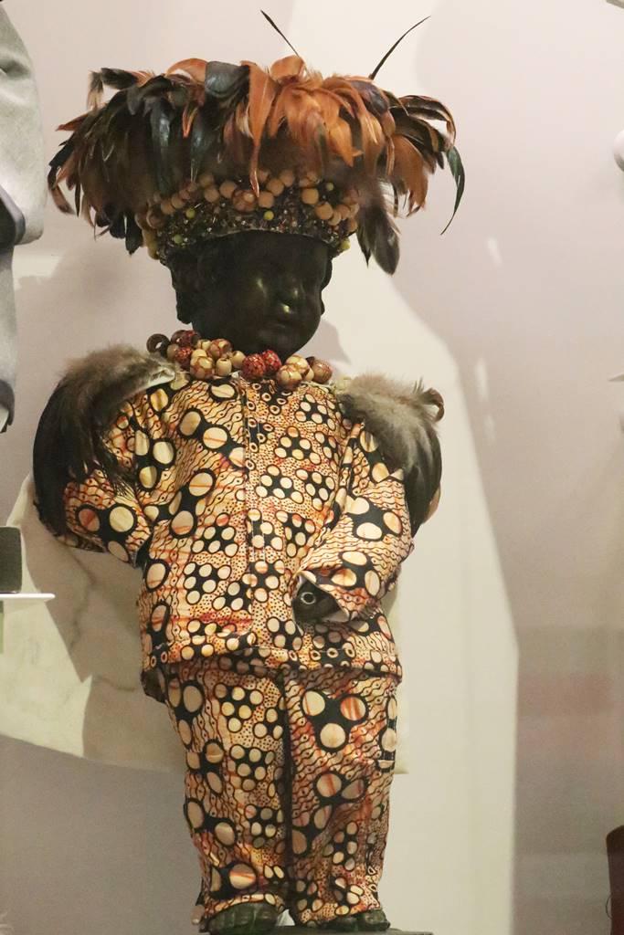 MannekenPis Congo Kasaï